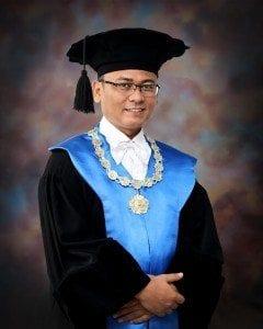Prof. Dr. rer.nat. Muh. Aris Marfa'i, M.Sc.